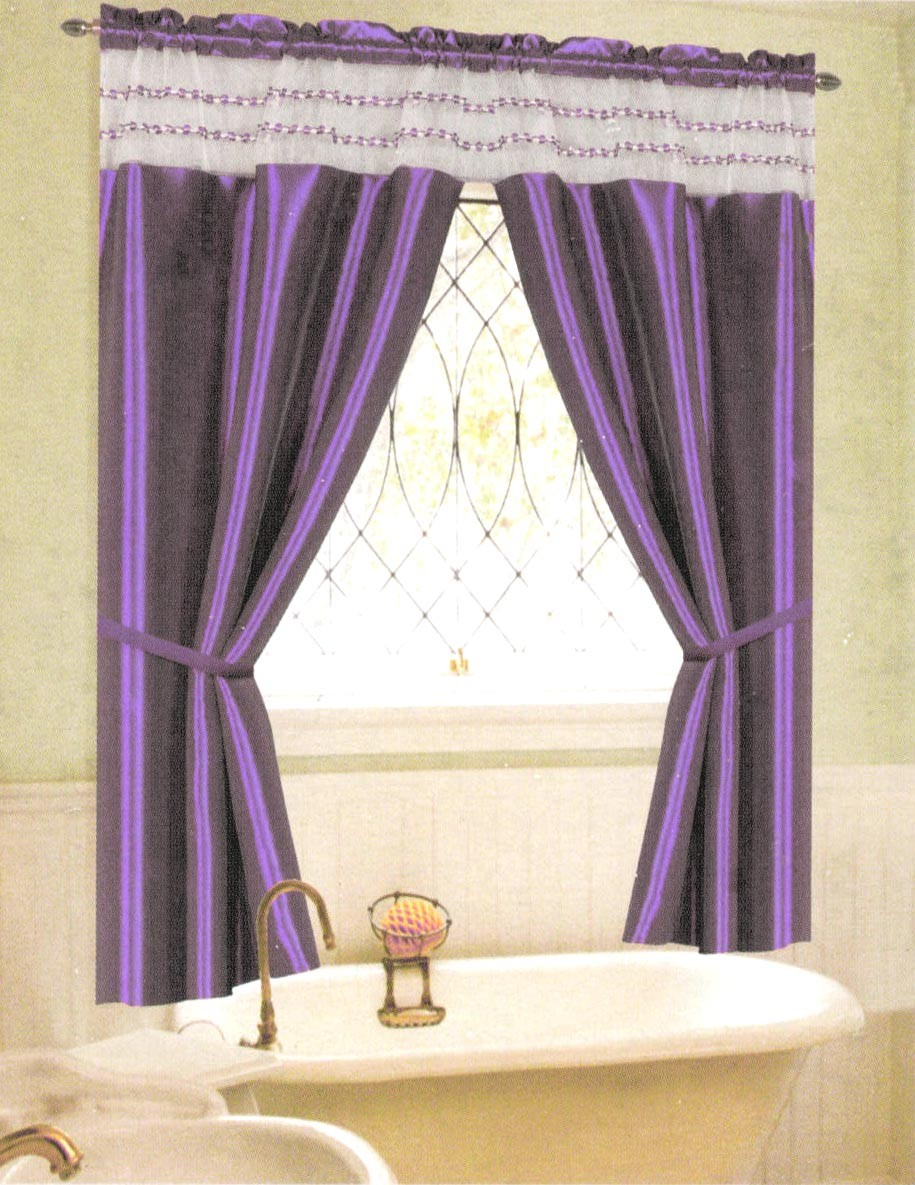Shades Of Beauty Curtains